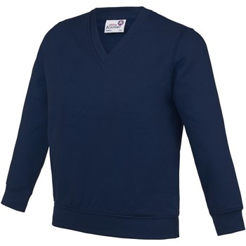 Textiel Kinderen Sweaters / Sweatshirts Awdis  Marine