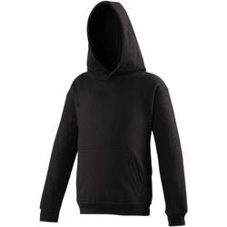 Textiel Kinderen Sweaters / Sweatshirts Awdis JH01J Jet Zwart
