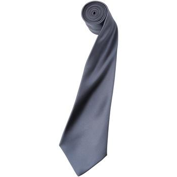 Textiel Heren Stropdassen en accessoires Premier PR750 Staal