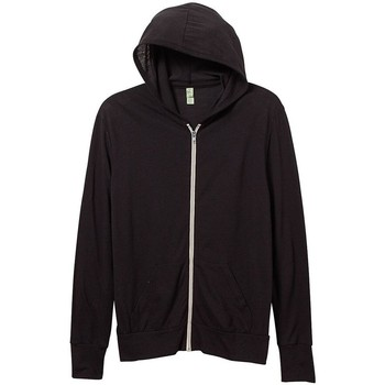 Textiel Heren Sweaters / Sweatshirts Alternative Apparel AT002 Eco Echt Zwart