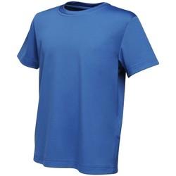 Textiel Kinderen T-shirts korte mouwen Regatta RA011B Koninklijk