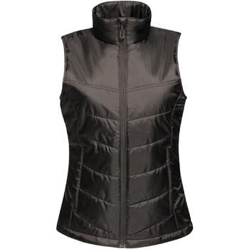 Textiel Dames Vesten / Cardigans Regatta TRA832 Zwart