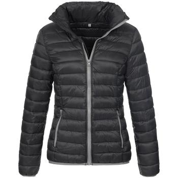 Textiel Heren Dons gevoerde jassen Stedman  Zwart