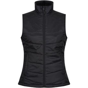 Textiel Dames Dons gevoerde jassen Regatta  Zwart