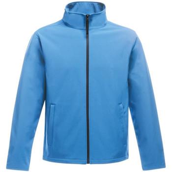 Textiel Heren Fleece Regatta RG627 Frans Blauw/Zwaar