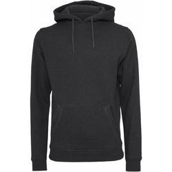 Textiel Heren Sweaters / Sweatshirts Build Your Brand BY011 Zwart