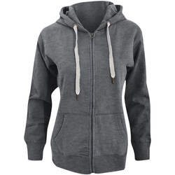 Textiel Dames Sweaters / Sweatshirts Mantis M84 Heide Grijs Melange
