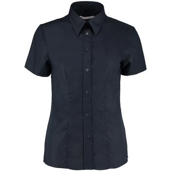 Textiel Dames Overhemden Kustom Kit KK360 Franse marine
