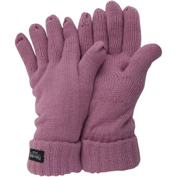 Accessoires Dames Handschoenen Floso  Roze