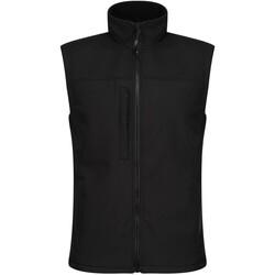 Textiel Heren Vesten / Cardigans Regatta  Allemaal zwart