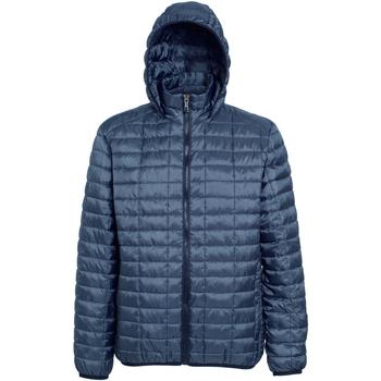 Textiel Heren Dons gevoerde jassen 2786 TS023 Staal