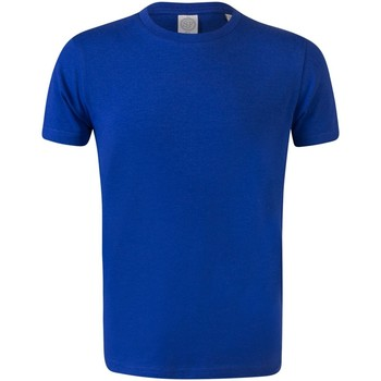 Textiel Kinderen T-shirts korte mouwen Skinni Fit SM121 Koninklijk