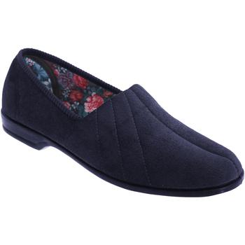 Schoenen Dames Sloffen Sleepers Audrey Marineblauw