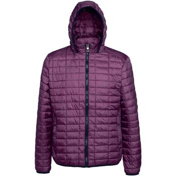 Textiel Heren Dons gevoerde jassen 2786 TS023 Mulberry