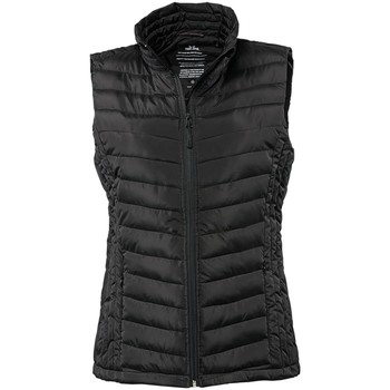 Textiel Dames Dons gevoerde jassen Tee Jays TJ9633 Zwart