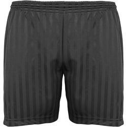 Textiel Kinderen Korte broeken / Bermuda's Maddins MD15B Zwart