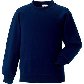 Textiel Kinderen Sweaters / Sweatshirts Jerzees Schoolgear 7620B Franse marine