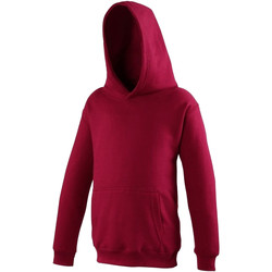 Textiel Kinderen Sweaters / Sweatshirts Awdis JH01J Rode Hete Chili