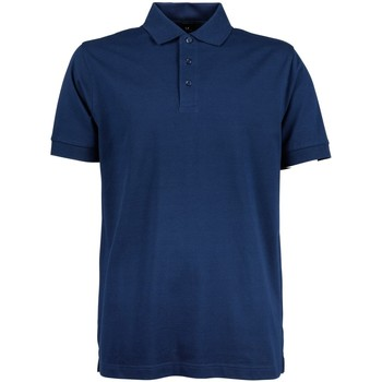 Textiel Heren Polo's korte mouwen Tee Jays TJ1405 Indigo