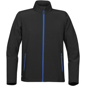 Textiel Heren Wind jackets Stormtech KSB-1 Zwart/Azuurblauw