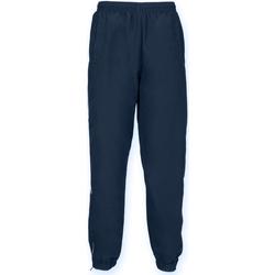 Textiel Heren Trainingsbroeken Tombo Teamsport TL470 Wit