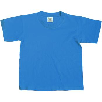 Textiel Kinderen T-shirts korte mouwen B And C Exact Atol