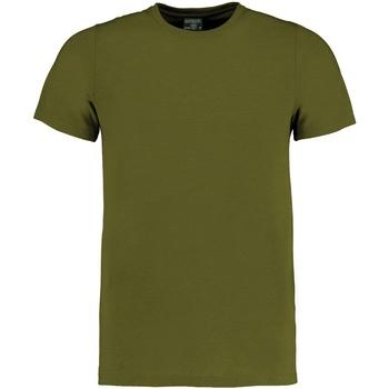 Textiel T-shirts korte mouwen Kustom Kit KK504 Khaki