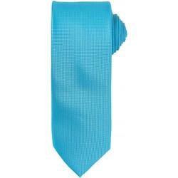Textiel Heren Stropdassen en accessoires Premier PR780 Turquoise