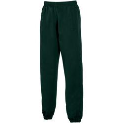 Textiel Heren Trainingsbroeken Tombo Teamsport TL047 Donkergroen