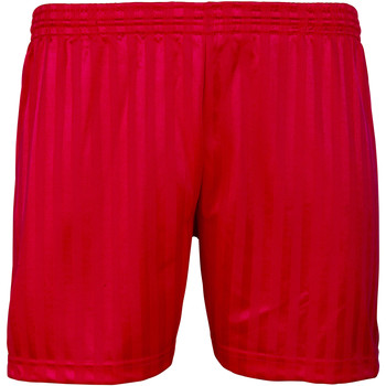 Textiel Kinderen Korte broeken / Bermuda's Maddins MD15B Rood