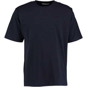 Textiel Heren T-shirts korte mouwen Kustom Kit KK500 Marineblauw