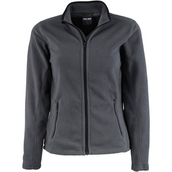 Textiel Dames Fleece Tee Jays LA0232 Donkergrijs