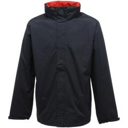 Textiel Heren Windjack Regatta Ardmore Marine/Klassiek Rood