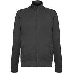 Textiel Heren Sweaters / Sweatshirts Fruit Of The Loom SS928 Licht Graphite