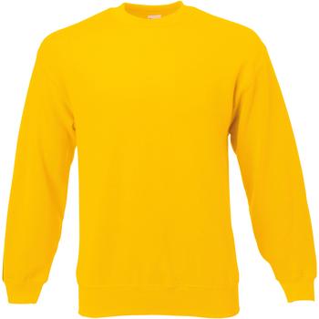 Textiel Heren Sweaters / Sweatshirts Universal Textiles 62202 Goud