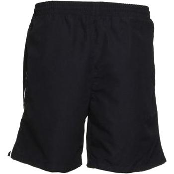 Textiel Heren Korte broeken / Bermuda's Gamegear KK980 Zwart/Wit