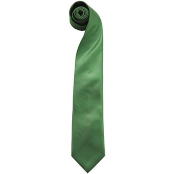 Textiel Heren Stropdassen en accessoires Premier  Smaragd