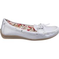 Schoenen Dames Bootschoenen Fleet & Foster Alicante Zilver