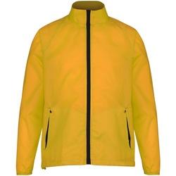 Textiel Heren Windjack 2786  Amber/ Zwart
