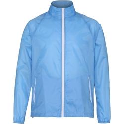 Textiel Heren Windjack 2786 TS011 Hemel / Wit