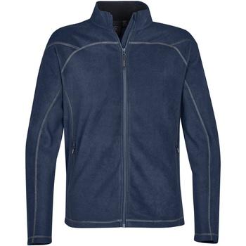 Textiel Heren Fleece Stormtech Shell Marineblauw