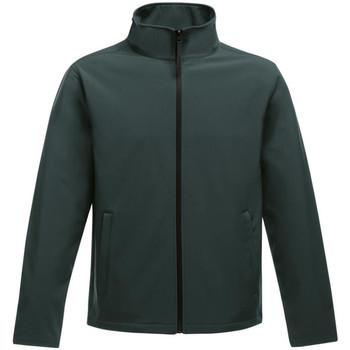 Textiel Heren Fleece Regatta RG627 Donker sparren/zwart