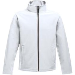 Textiel Heren Wind jackets Regatta RG627 Wit/licht staal