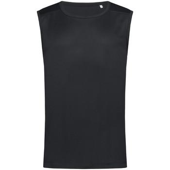 Textiel Heren Mouwloze tops Stedman  Zwart
