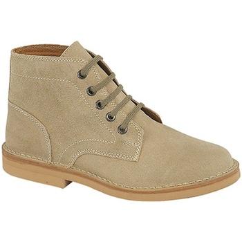 Schoenen Heren Laarzen Roamers  Donkere Taupe