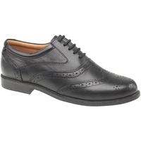 Schoenen Heren Klassiek Amblers Liverpool Zwart