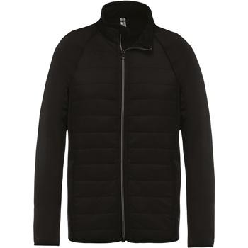 Textiel Heren Dons gevoerde jassen Kariban Proact PA233 Zwart