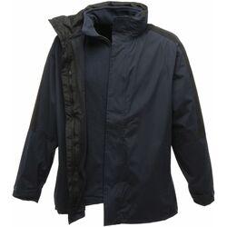 Textiel Heren Wind jackets Regatta Defender III Marine / Zwart