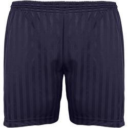 Textiel Kinderen Korte broeken / Bermuda's Maddins MD15B Marine