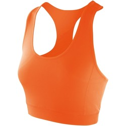 Textiel Dames Sport BH's Spiro S282F Mandarijn
